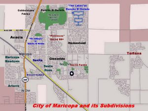 Homes for Sale Maricopa AZ- Arizona Homes for Sale - (602 ...